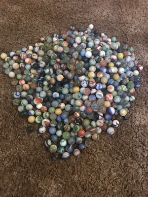 Old Marbles for Sale in Jacksonville, NC