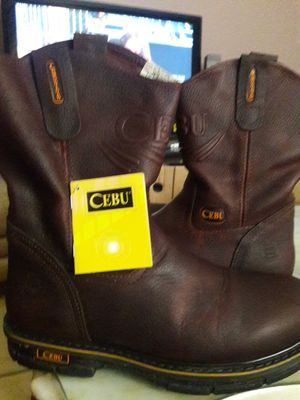 Cebu work boots for Sale in Tampa, FL