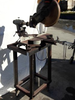 Sliding Miter Saw And Stand for Sale in Pinellas Park,  FL