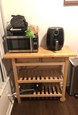 Wood kitchen table for Sale in Plantation, FL