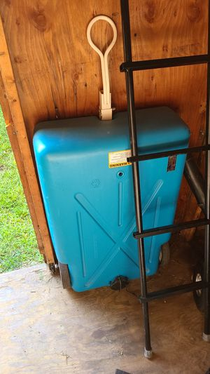 RV TRAILER WASTE TOTE 30GALLON for Sale in NJ, US