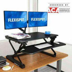 """Flexispot 47"""" Standing Desk Riser for Sale in Las Vegas, NV"""