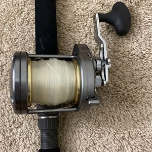 Shimano Torium 30 with Calstar Grafightee Rail Rod Combo for Sale in Trabuco Canyon, CA