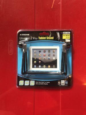 Xtreme 59001 2 Way Universal IPad Stand/Holder - Ipad , Galaxy , Tablets & Kindles for Sale in Brooklyn, NY
