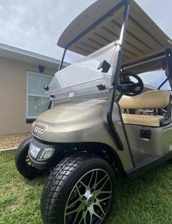 2017 48V EZGO TXT Golf Cart for Sale in Grand Island,  FL