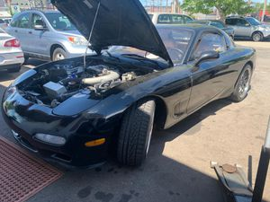 1993 mazda rx7 for Sale in Lawrence, MA