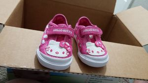 Baby Hello kitty keds for Sale in Benbrook, TX