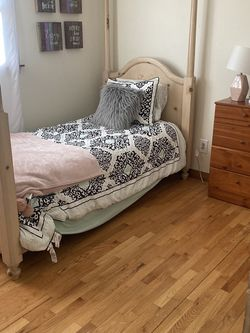 Twin Bed Frame for Sale in Ringwood,  NJ