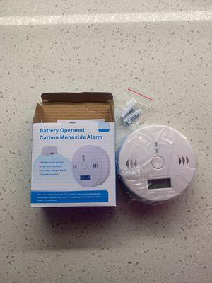 Carbon monoxide detector for Sale in Chula Vista, CA