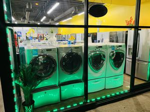 REFRIGERATORS STOVES WASHERS AND DRYERS for Sale in Santa Fe Springs, CA