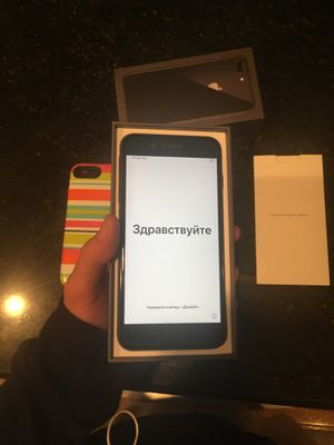 Apple iPhone 8 Plus 256gbs for Sale in Herndon, VA