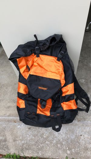 Hiking backpacking bag 114L for Sale in Euless, TX