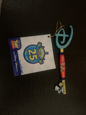 Toy story Disney collectible key for Sale in Woodland, CA