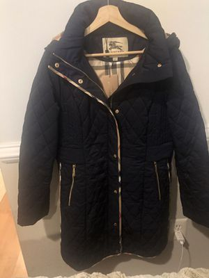 Burberry woman coat for Sale in Philadelphia, PA