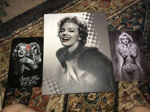 Marilyn Monroe Pictures for Sale in Davenport, IA