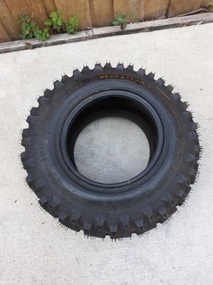 1 New four wheeler Tire 24X9.00-11 BEAR CLAW for Sale in Wilmer, TX
