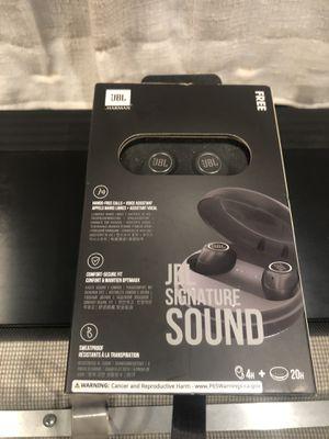 CRAZY PRICE DROP-JBL Free True Wireless Headphones for Sale in San Diego, CA