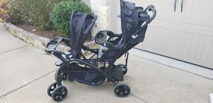 Sit n Stand Double Stroller for Sale in Forney, TX