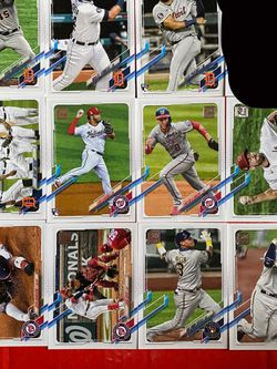 2021 Topps Baseball Cards Give Me Offer for Sale in Pleasant Hill,  IA
