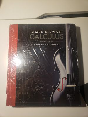 Calculus Stewart 8th Edition for Sale in Burbank, CA