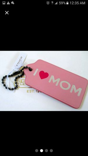 Coach Mom keychain for Sale in Dearborn, MI