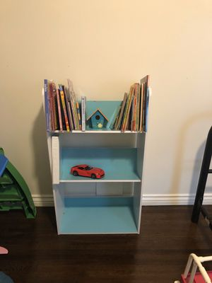 Kids book shelf or storage shelf's for Sale in Fullerton, CA