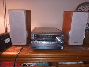 Panasonic DVD stereo system for Sale in Colton, CA