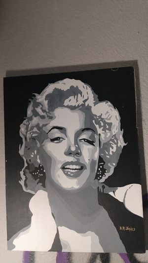 Marilyn Monroe 24''x 18'' for Sale in Oklahoma City, OK