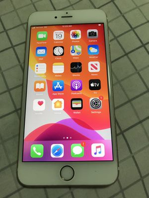 Iphone 6s plus 64 gig unlocked INTERNATIONAL ONLY for Sale in Brooklyn, NY