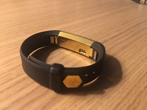 Excellent Condition Gold Fitbit Alta Fitness Tracker for Sale in Portland, OR