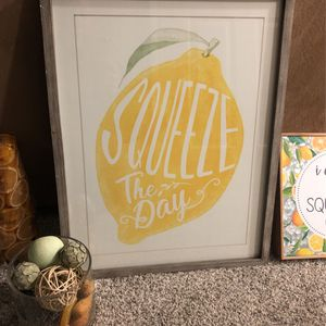 Lemon Decor for Sale in Tacoma, WA