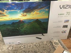 Brand new in box 70 inch Vizio D70 for Sale in Amherst, VA