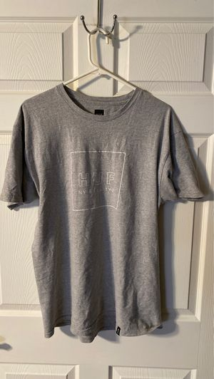 HUF shirt large for Sale in Fort McDowell, AZ