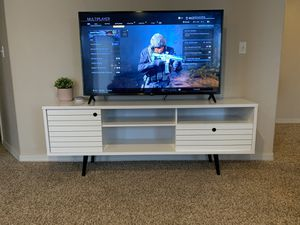 """Furniture (8x10, Tv stand for 65"""" TVs) for Sale in Monument, CO"""