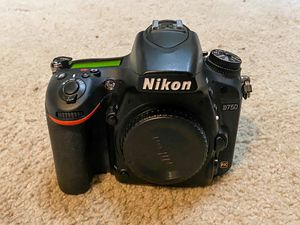 Nikon d750 for Sale in Federal Way, WA