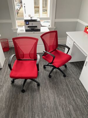 4 Office chairs for Sale in Pittsburg, CA