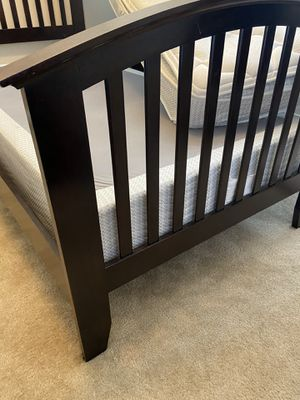 Twin bed and night stand for Sale in Raleigh, NC