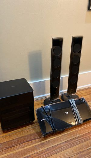 Samsung Home Theater System HT-BD7200 for Sale in Washington, DC