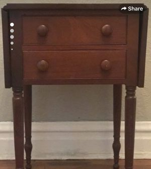 Authentic Antique Drop Leaf Table for Sale in Chicago, IL
