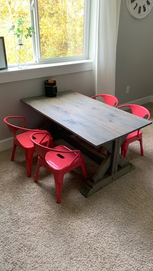 Kids chairs-4 for Sale in Puyallup, WA