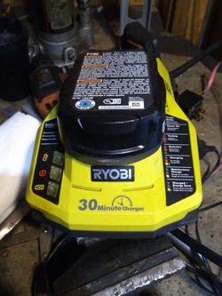 Ryobi 18 Volt Lithium Ion Battery for Sale in Wenatchee,  WA
