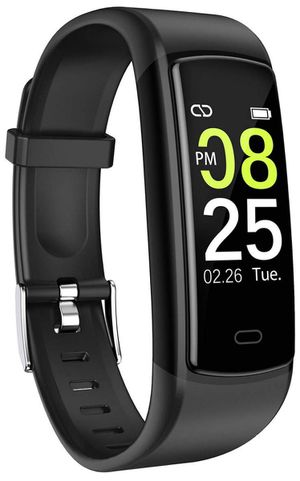 Fitness Tracker, Activity Tracker Waterproof Health Tracker with Heart Rate Monitor, Sleep Monitor, Step Counter, Calories Fitness Watch for Women, M for Sale in Queens, NY