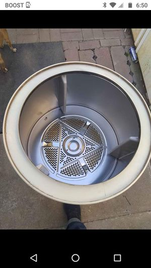 Dryer drum for fire pit 🔥 for Sale in Yucaipa, CA