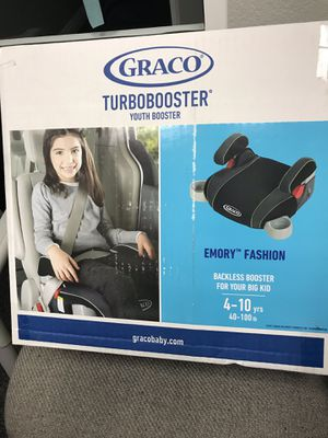 Graco car seat and booster seat for Sale in Monterey Park, CA