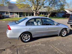 2002 Honda Civic Ex for Sale in Salem, OR