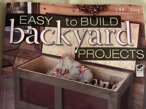 "How To"" Backyard Projects Book for Sale in Chesapeake, VA"