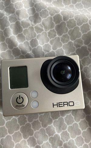 GoPro Hero 3 for Sale in Algonquin, IL