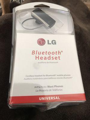 LG Bluetooth Universal Headset for Sale in Ashburn, VA