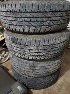 Used tires for Sale in Lubbock, TX
