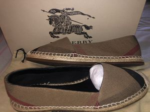 Burberry espadrilles for Sale in Porter, TX